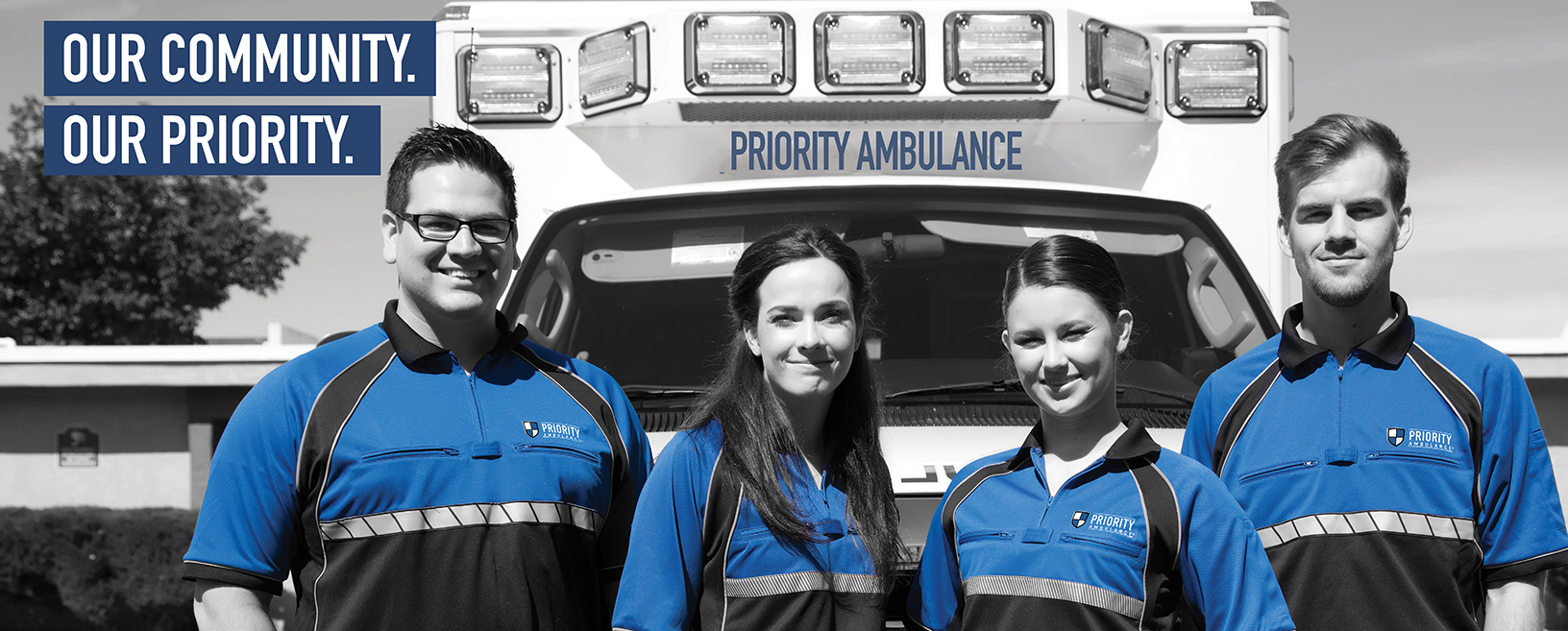 Home - Priority Ambulance