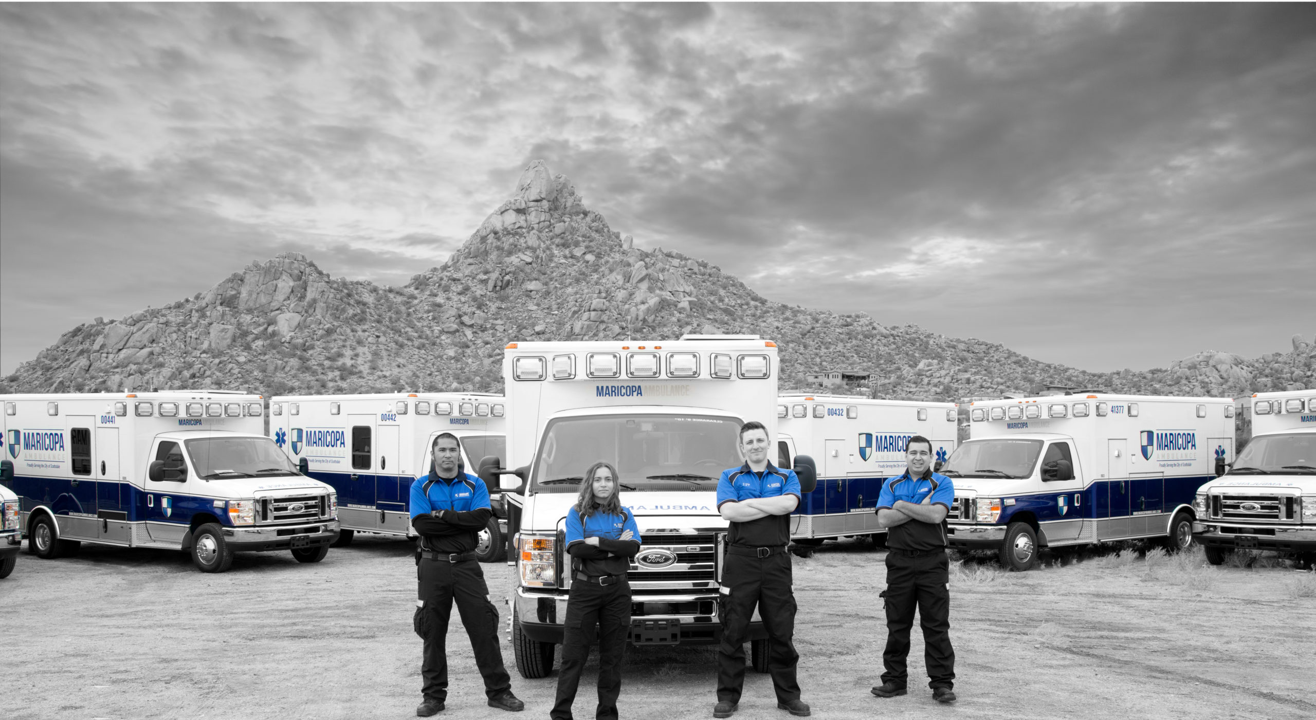 """Featured image for """"Scottsdale City Council votes unanimously to renew  ambulance contract with Maricopa Ambulance"""""""