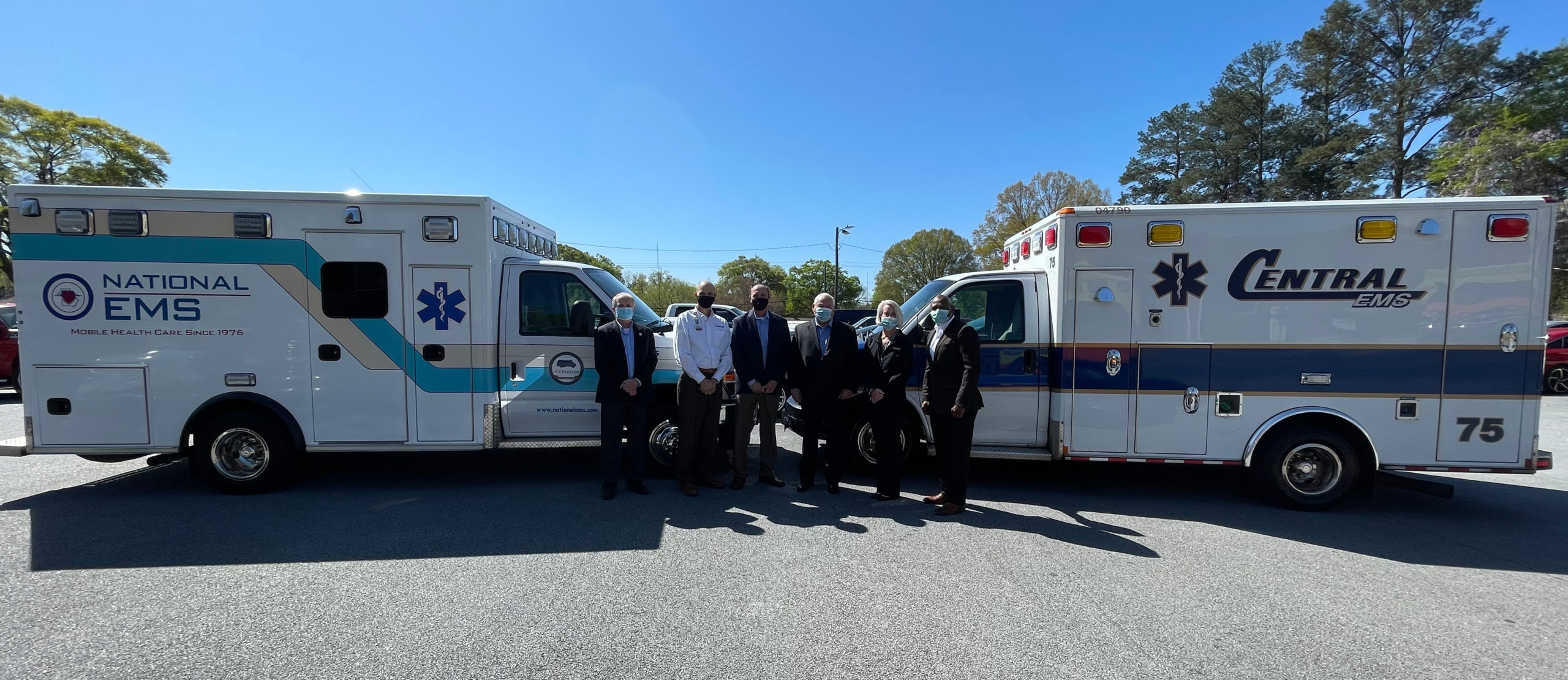 """Featured image for """"Piedmont Newton partners with Priority Ambulance for 9-1-1, interfacility services"""""""